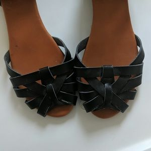 Mossimo Supply Co. Shoes - Mossimo Strappy Sandals